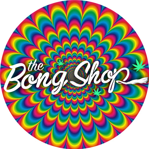 STICKER - PSYCHEDELIC BONG SHOP ROUND