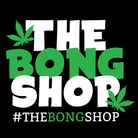 STICKER - THE BONG SHOP SQUARE