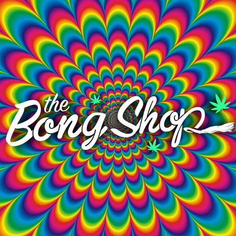 STICKER - PSYCHEDELIC BONG SHOP SQUARE
