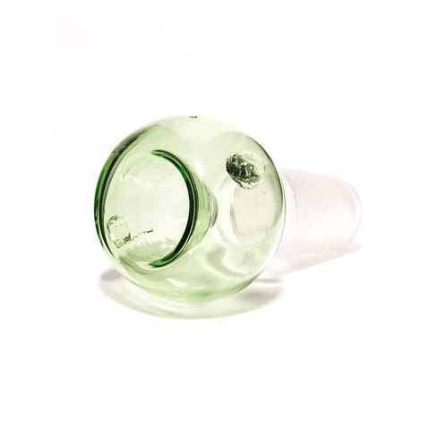 TITAN GLASS CONE - HOLLOW 18MM - GREEN