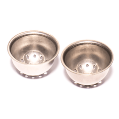 STAINLESS STEEL BOWL - FOR PIECEMAKER RANGE - MULTI HOLE