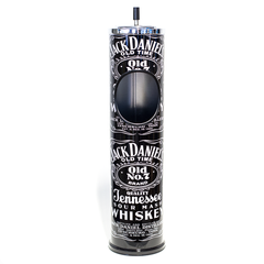 TRASH CAN / ASHTRAY - JACK DANIELS 60CM