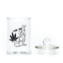 BAD ASS - STASH JAR - MARY JANE - 150ML