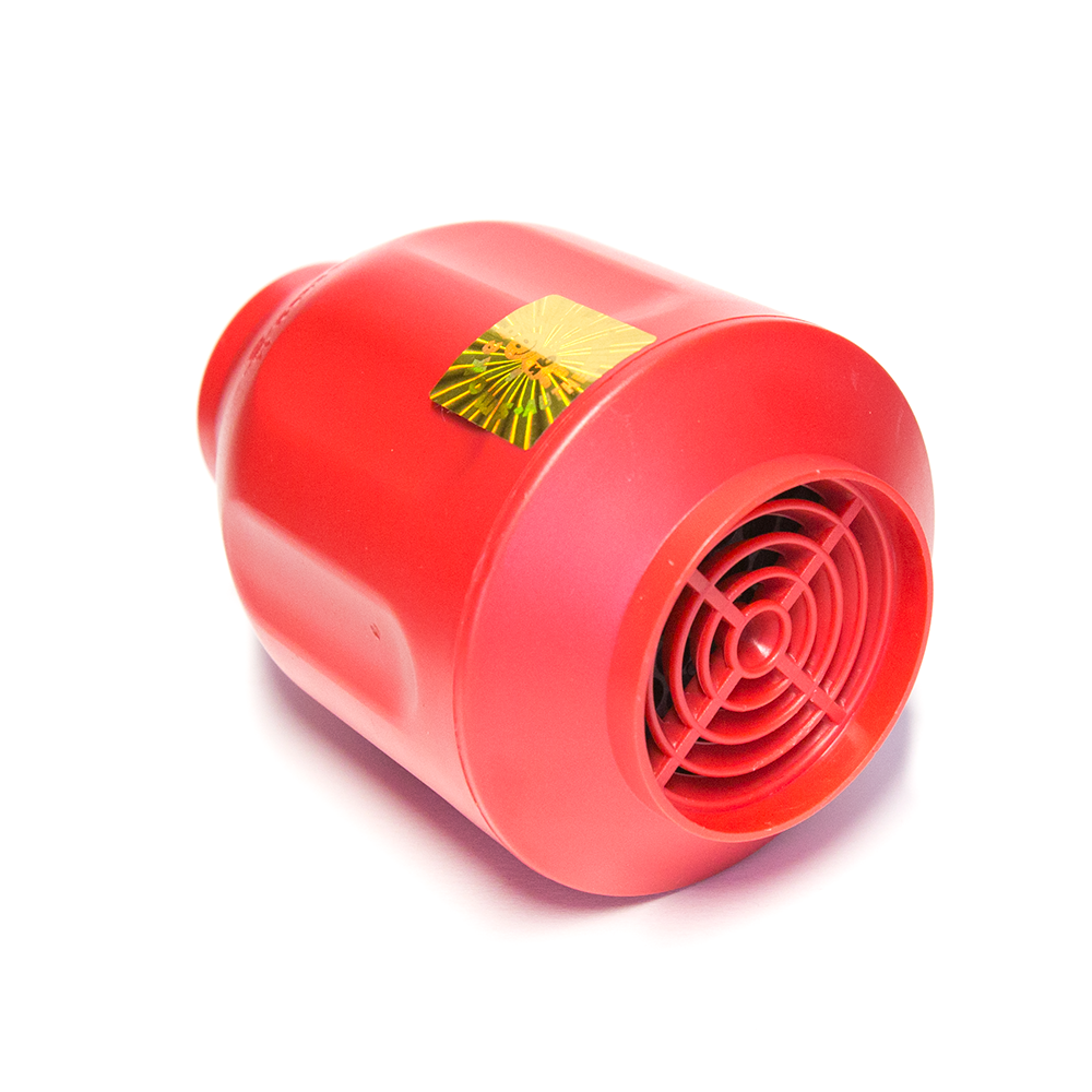 AIR FILTER - SMOKEBUDDY ORIGINAL - RED