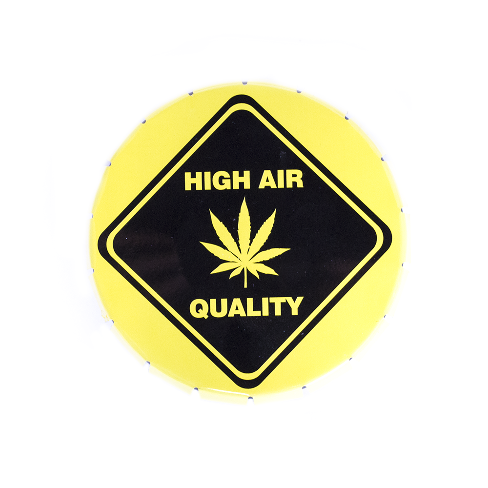 CLICK TIN - HIGH AIR QUALITY