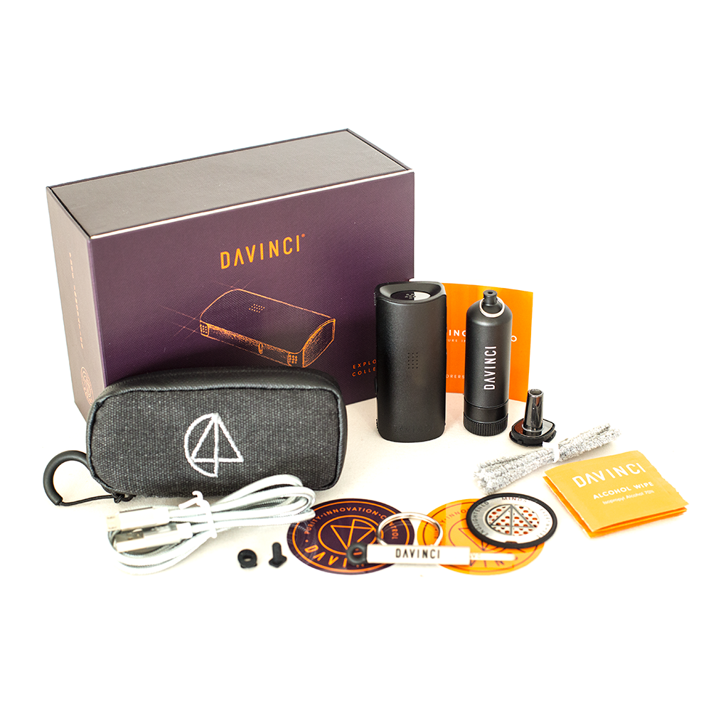 DAVINCI MIQRO COLLECTORS EDITION - ONYX