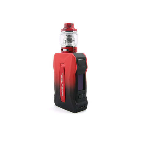 TESLACIGS WYE II 215w RESIN KIT - BLACK & RED