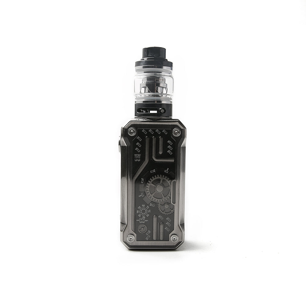TESLACIGS PUNK 85W RESIN KIT - GUN METAL GREY