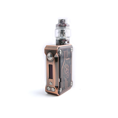 TESLACIGS PUNK 220W RESIN KIT - ANTIQUE COPPER
