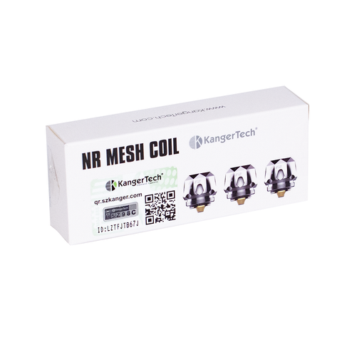 ACCESSORY - SPARE COILS FOR KANGERTECH RIPPLE KIT - 3 PACK