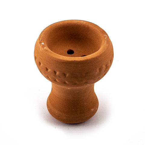 SPARE HOOKAH BOWL - X LARGE - TERRACOTTA - NATURAL