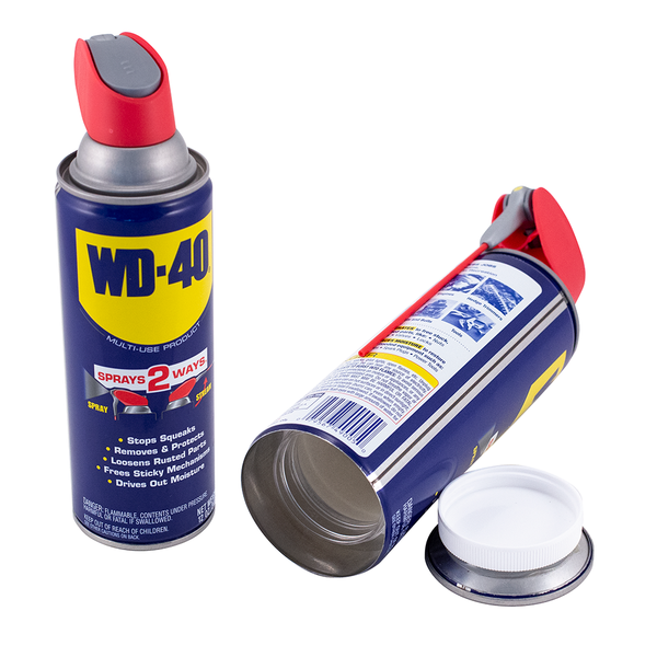 STASH CAN - WD-40 CAN