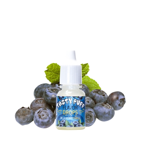 BLUEBERRY THRILL - FLAVOUR DROPS