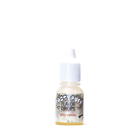 NILLY VANILLA - FLAVOUR DROPS 8ML