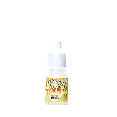 ELECTRIC BANANA - FLAVOUR DROPS 8ML