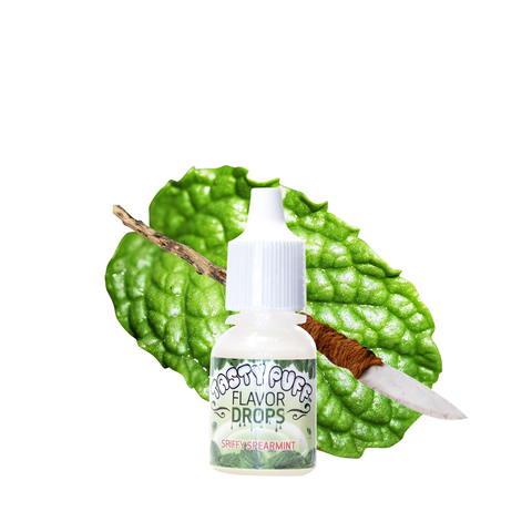 SPIFFY SPEARMINT - FLAVOUR DROPS