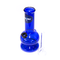 WATERFALL - CHEEKY MINI BONG - BLUE