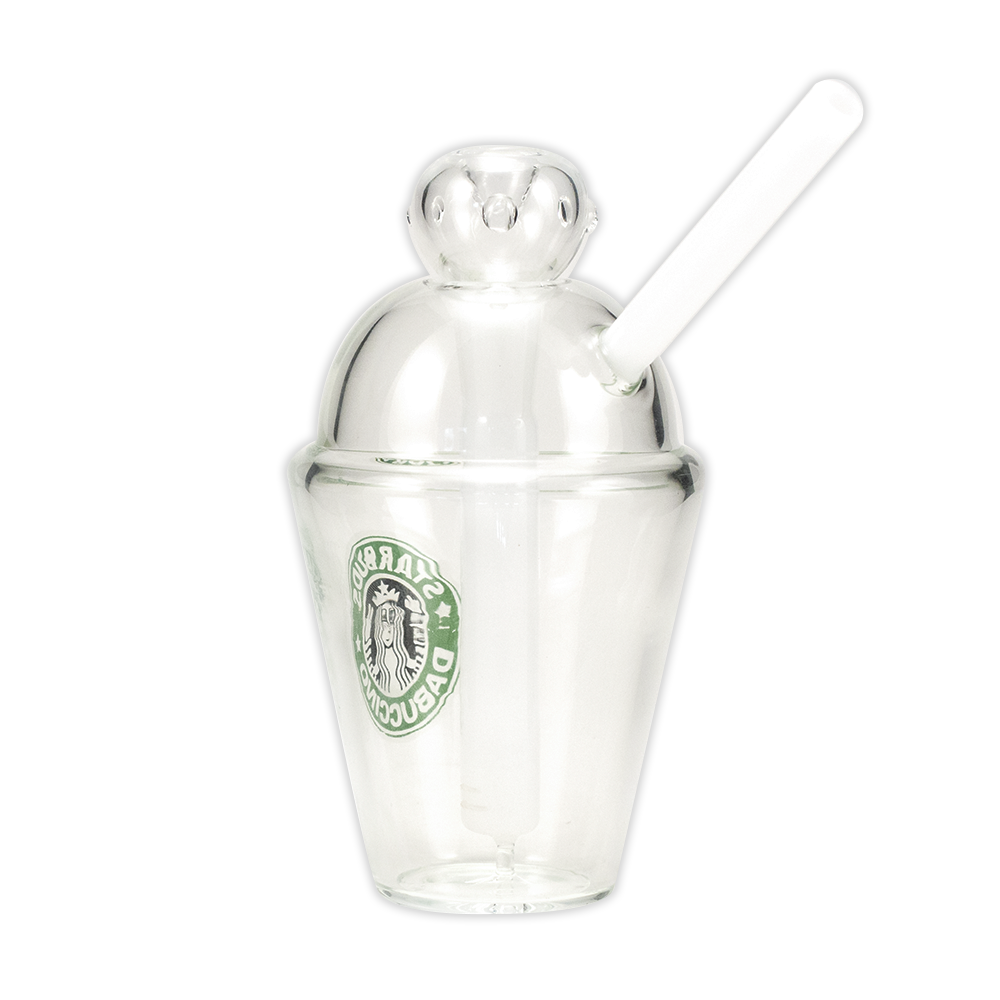 PLANET X  - FRAPPE GLASS BONG - STARBUDS