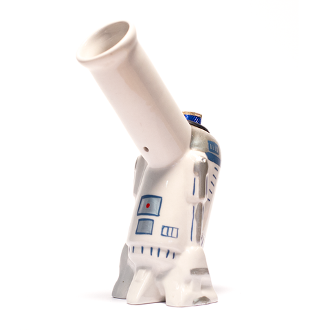 SPACE BOT D2  CERAMIC BONG