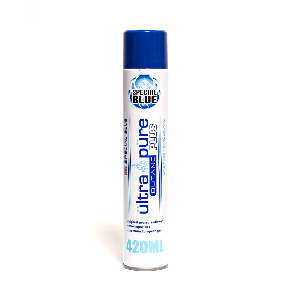 ULTRAPURE PLUS - BUTANE GAS 420ML