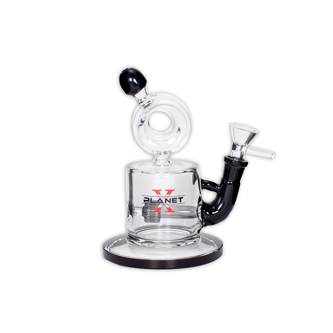 PLANET X  - OMEGA - GLASS MINI BONG