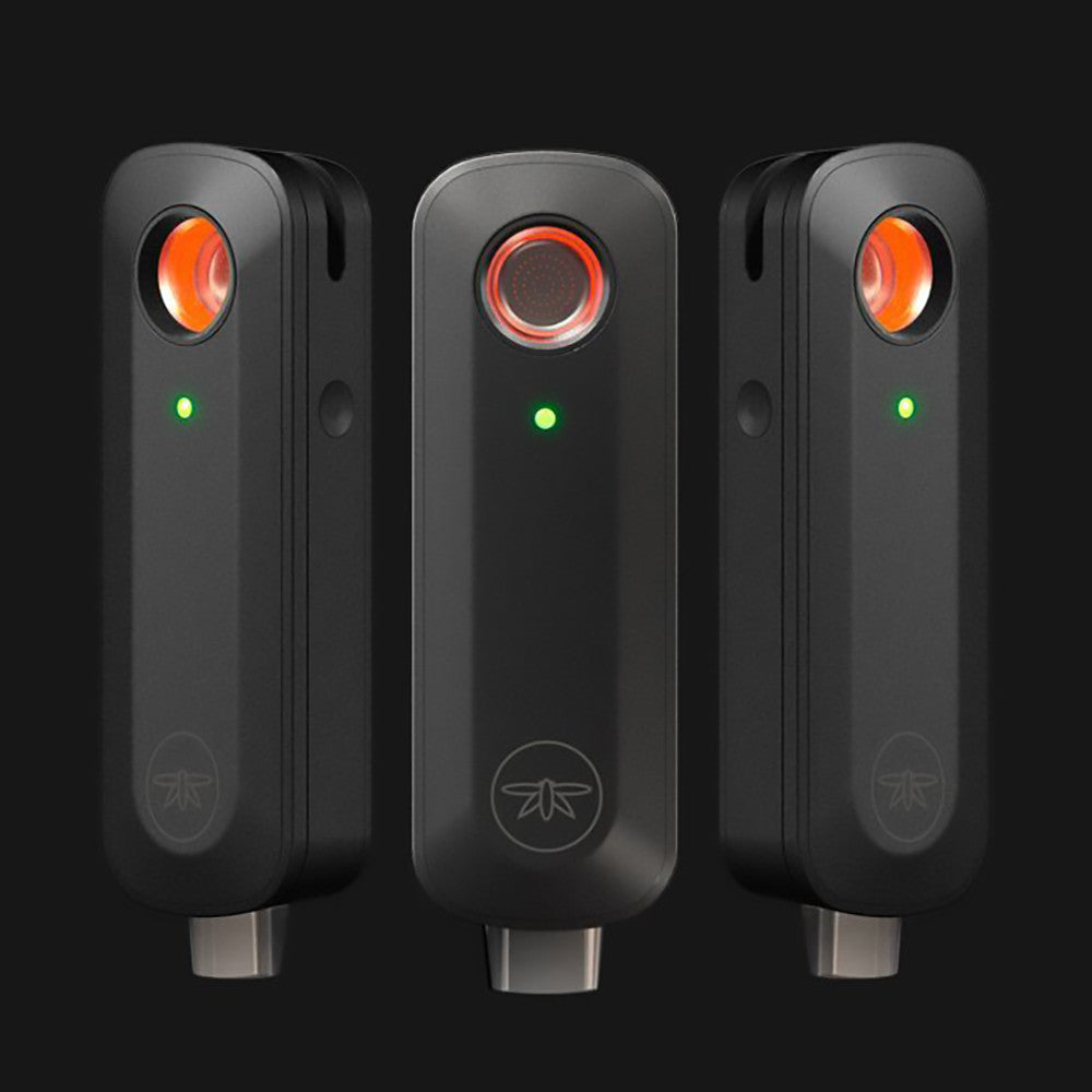 VAPORIZER - F2 FIREFLY TWO PORTABLE JET BLACK