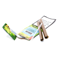 JUICY JAY'S HEMP WRAPS NATURAL - 2 PACK