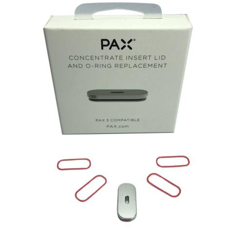 ACCESSORY FOR PAX CONCENTRATE LID + O-RING KIT