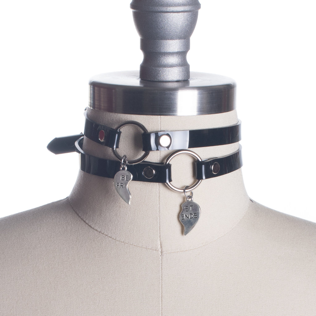Best Friends Choker Collar Set