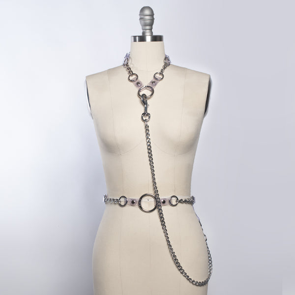 Industrial Draped Chain Harness Set