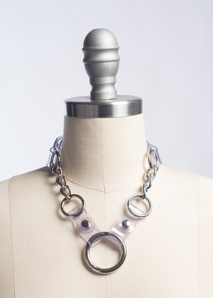 Industrial Chained Necklace