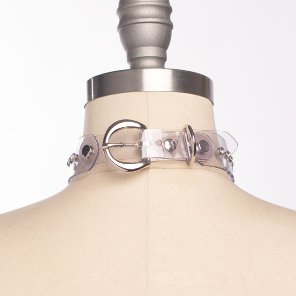 Filigree Choker Collar