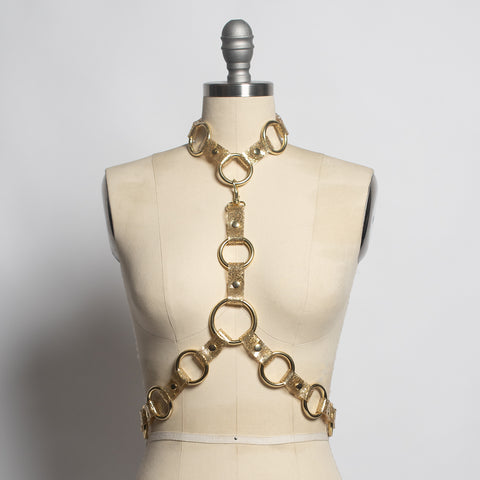 Goddess Harness Belt