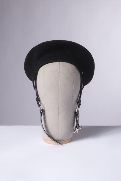 Alex Beret Harness Hat