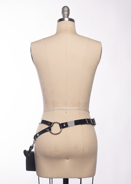Pocket Hip Belt