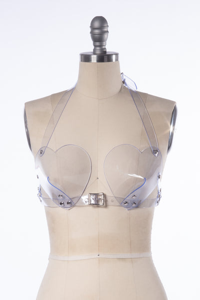 Heart Shaped Bullet Bra