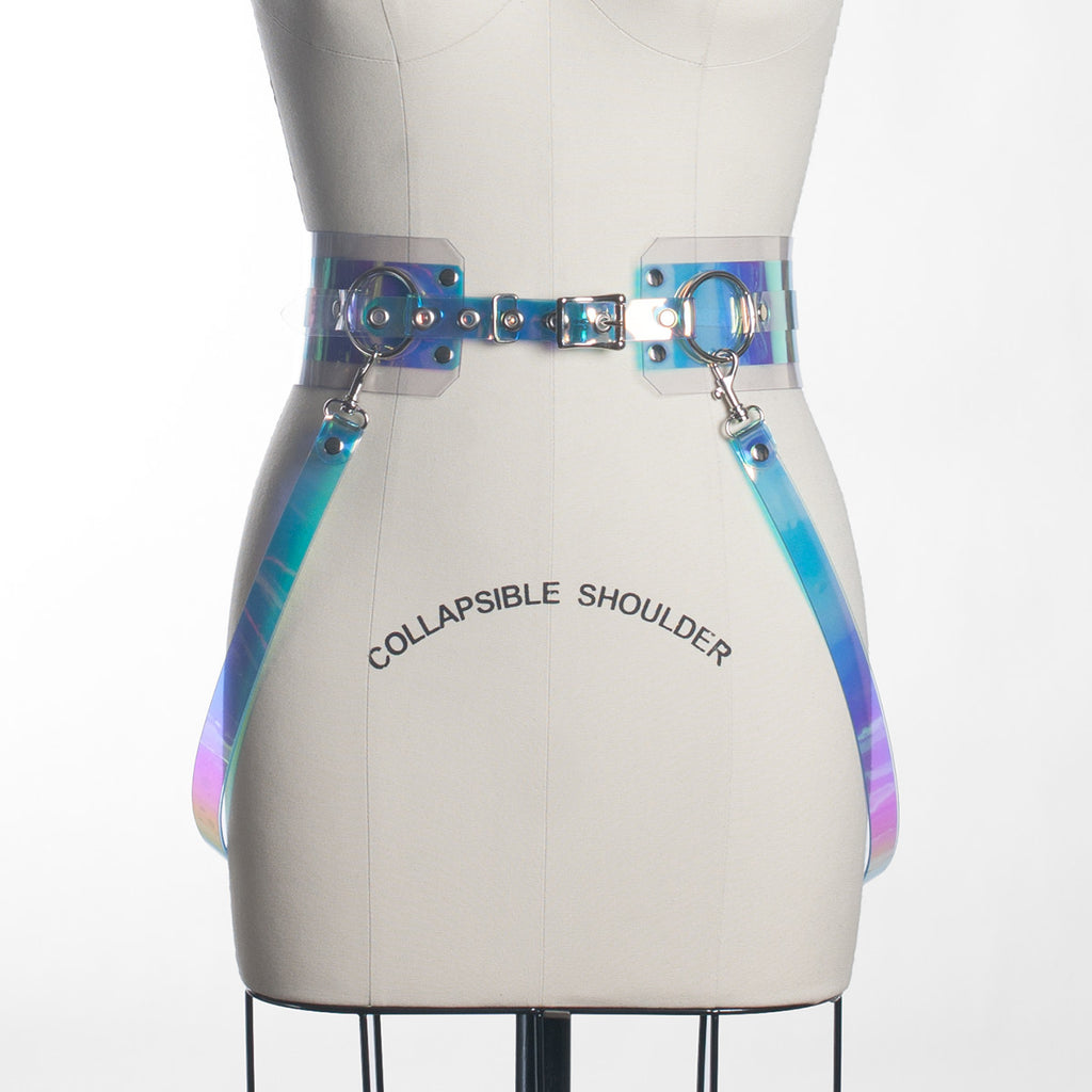 Holographic Suspension Belt