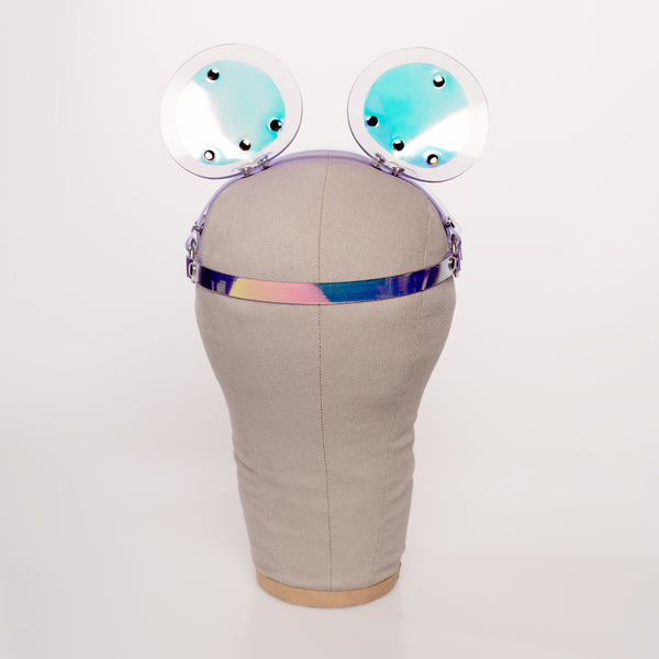 Holographic Mouse Ears Headpiece