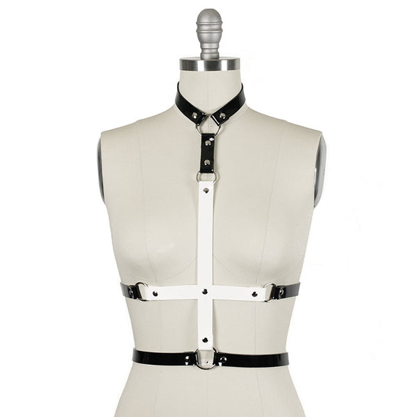 SALVATION INVERTED CROSS HARNESS - APATICO - 1