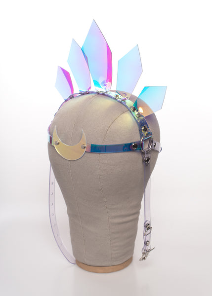 Aurora Crown Harness Headpiece