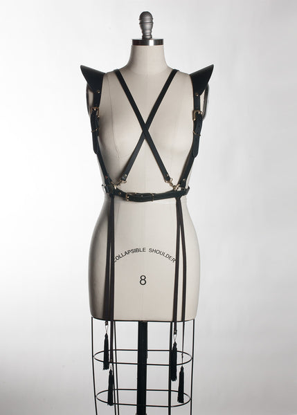 Leather Marceline Harness