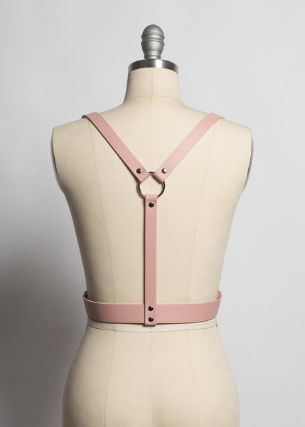 Lederhosen Harness Belt