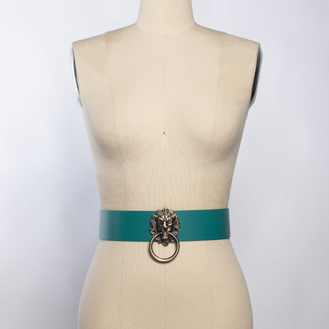 Colorful Leo Lion Waist Belt