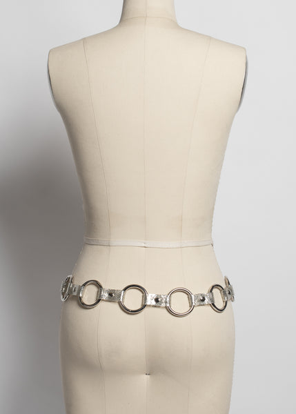 Goddess Linked O Ring Belt