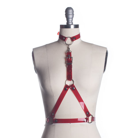 Fire Walk With Me Harness
