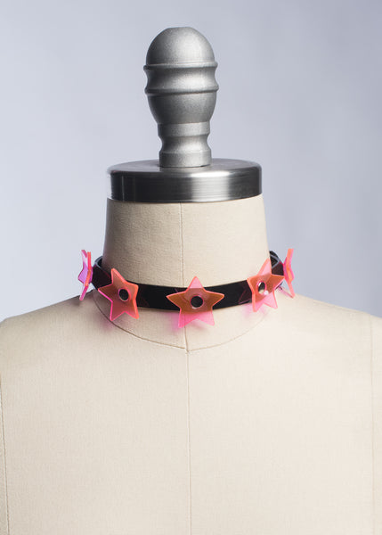 Superstar Choker Collar