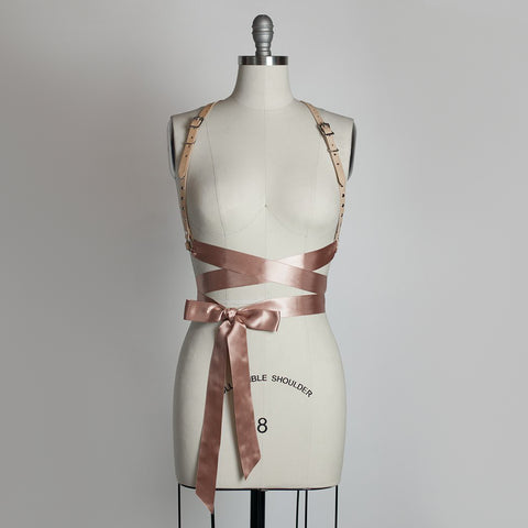 Studded Contessa Harness