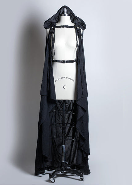 DRAPED CAPE HARNESS - APATICO - 3