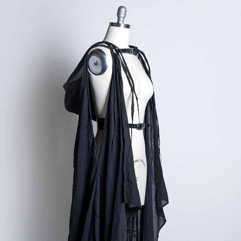 DRAPED CAPE HARNESS - APATICO - 1