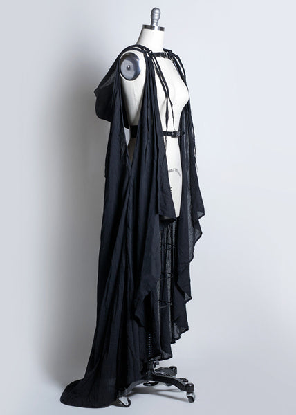 DRAPED CAPE HARNESS - APATICO - 2